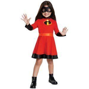 Disney Toddler Girls Incredibles 2 Violet Costume